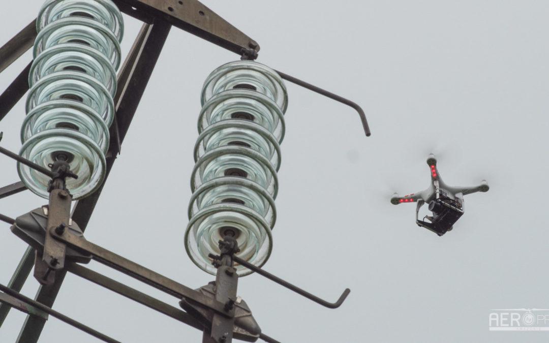 📷 – Mission d'inspection pour EDF