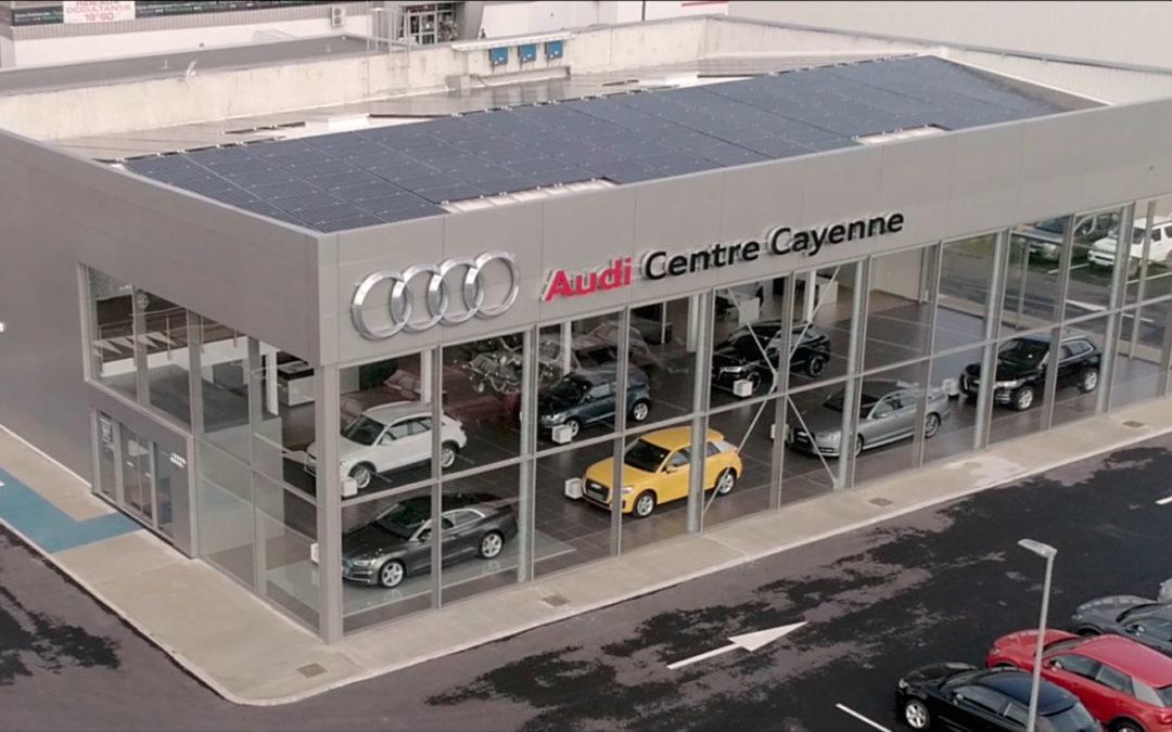 🎥 – Tournage publicitaire pour Sud Motors