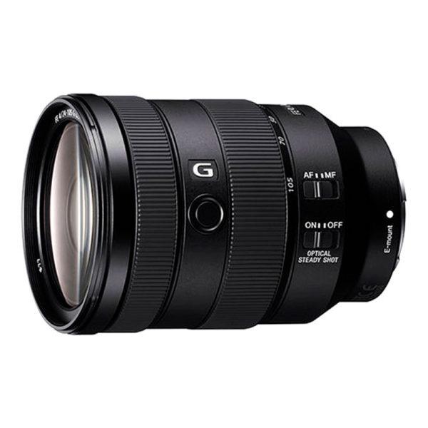 Zoom Sony G 24-105mm F/4 stabilisé