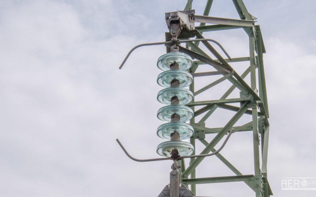 📷 – Mission d'inspection de pylones pour EDF