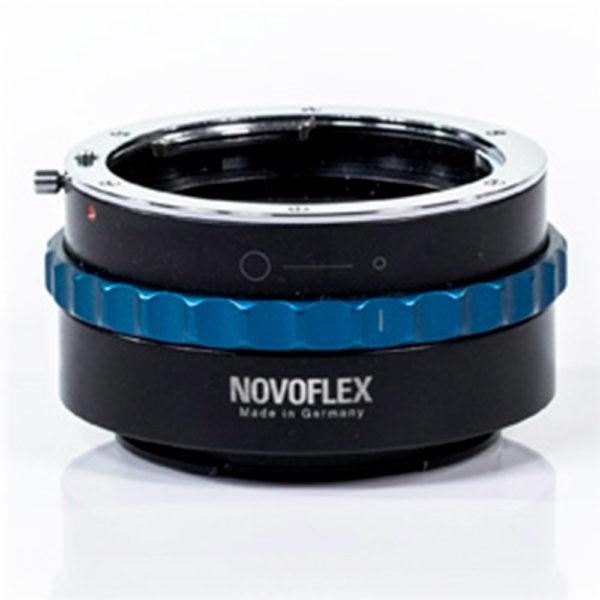 Bague d'adaptation Novoflex pour monture Nikon