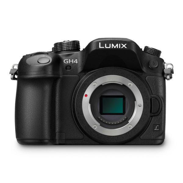 Panasonic Lumix GH4 (boitier nu)