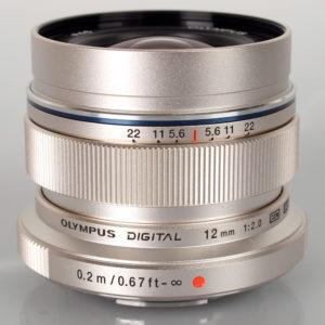 Olympus M.Zuiko 12mm F/2