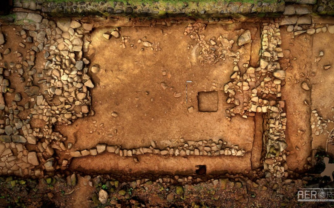 📷 – Photogrammétrie du site archéologique de Loyola