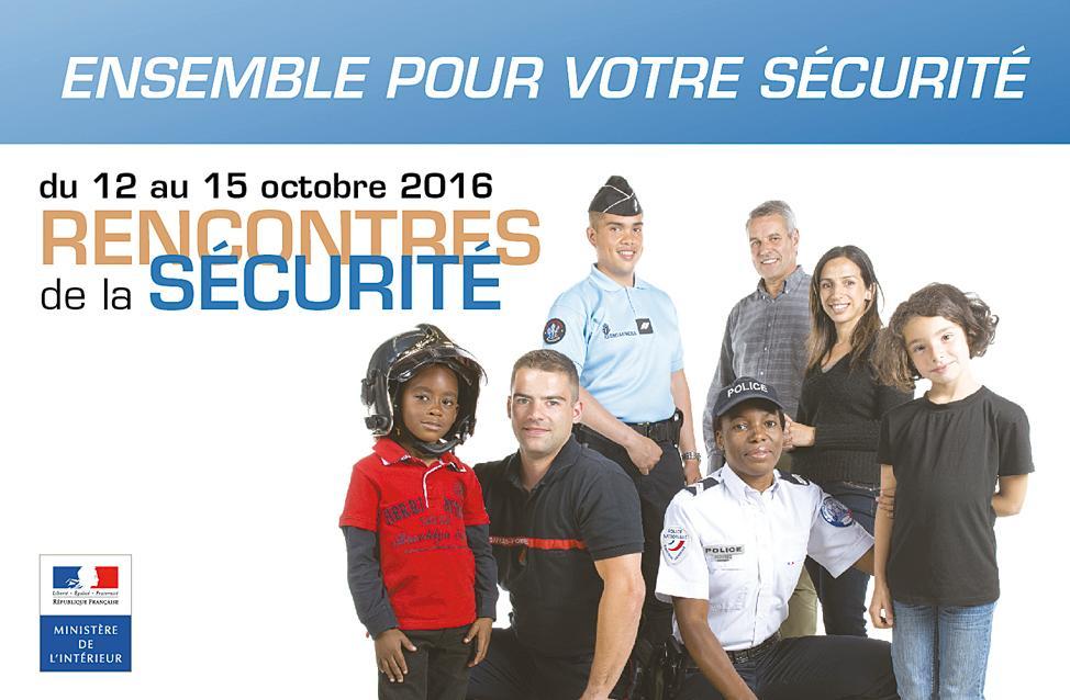 📆 – Rencontres de la sécurité – Family Plaza