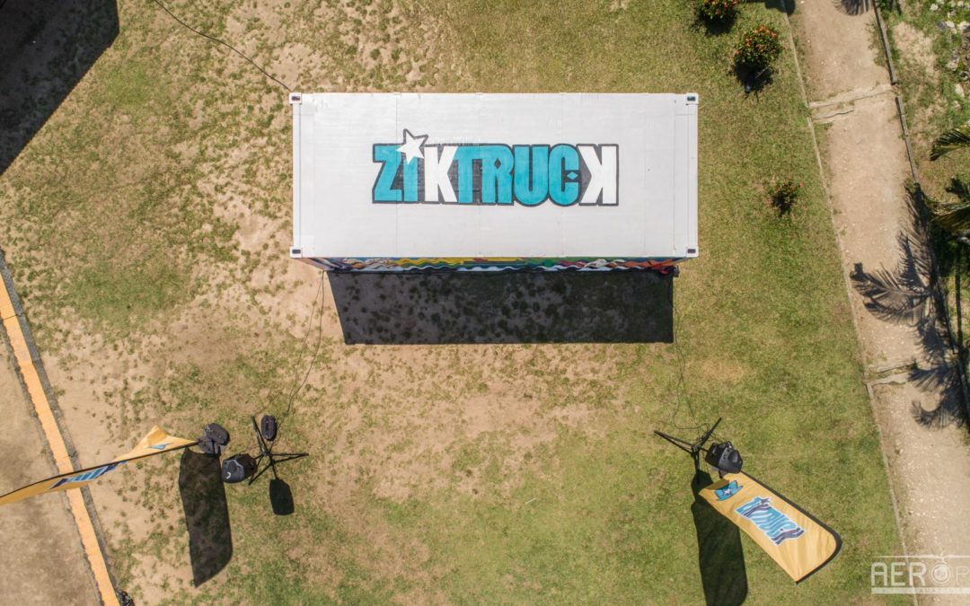 📺 – Zik Truck « Container Tour »