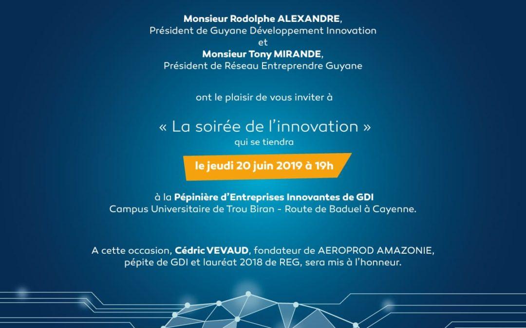 🗓 — Soirées de l'innovation