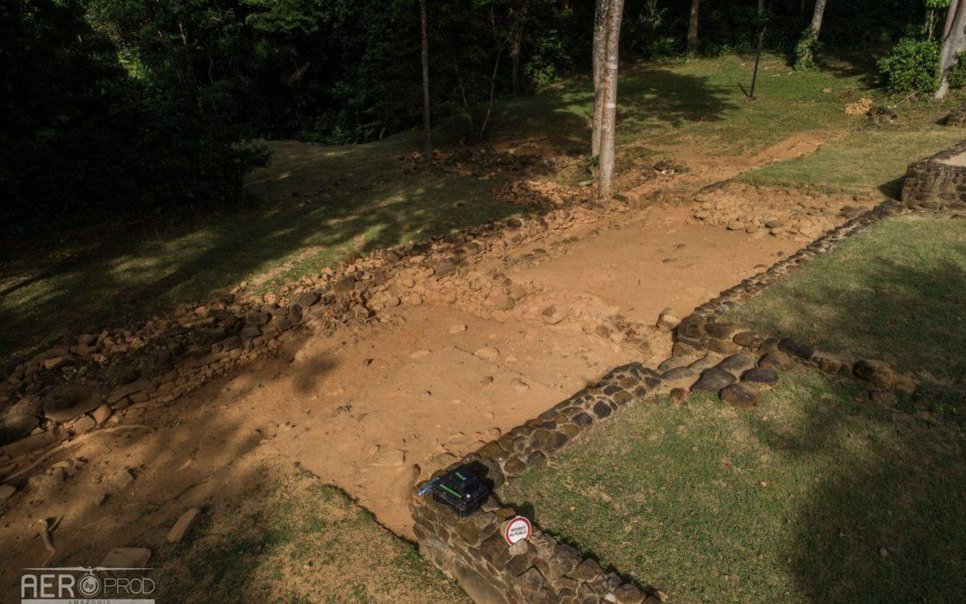 📷 – Photogrammétrie du site de fouilles archéologiques de Loyola [2]