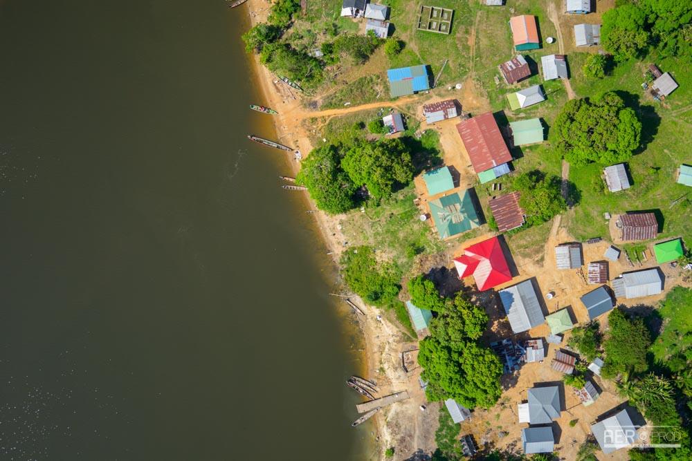 Photogrammétrie zone de pêche Taluhen.